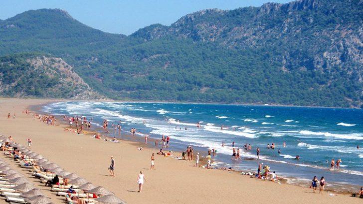 İnsanlar artık sahiller de rahatça gezebilecek